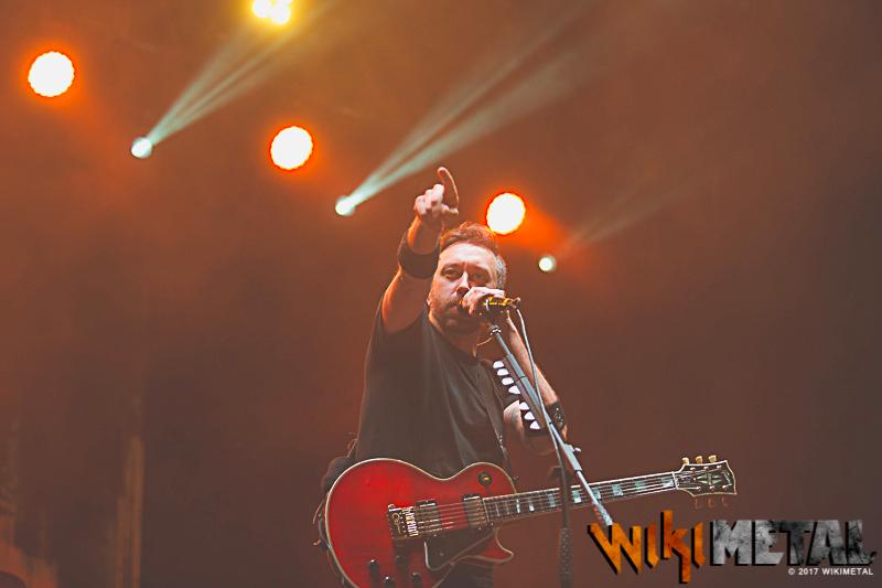 Fotos Do Rise Against No Maximus Festival 2017