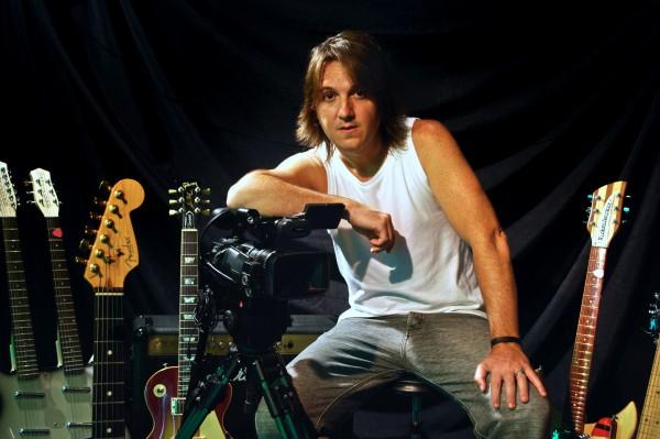 Micka Michaelis (Brasil Heavy Metal)