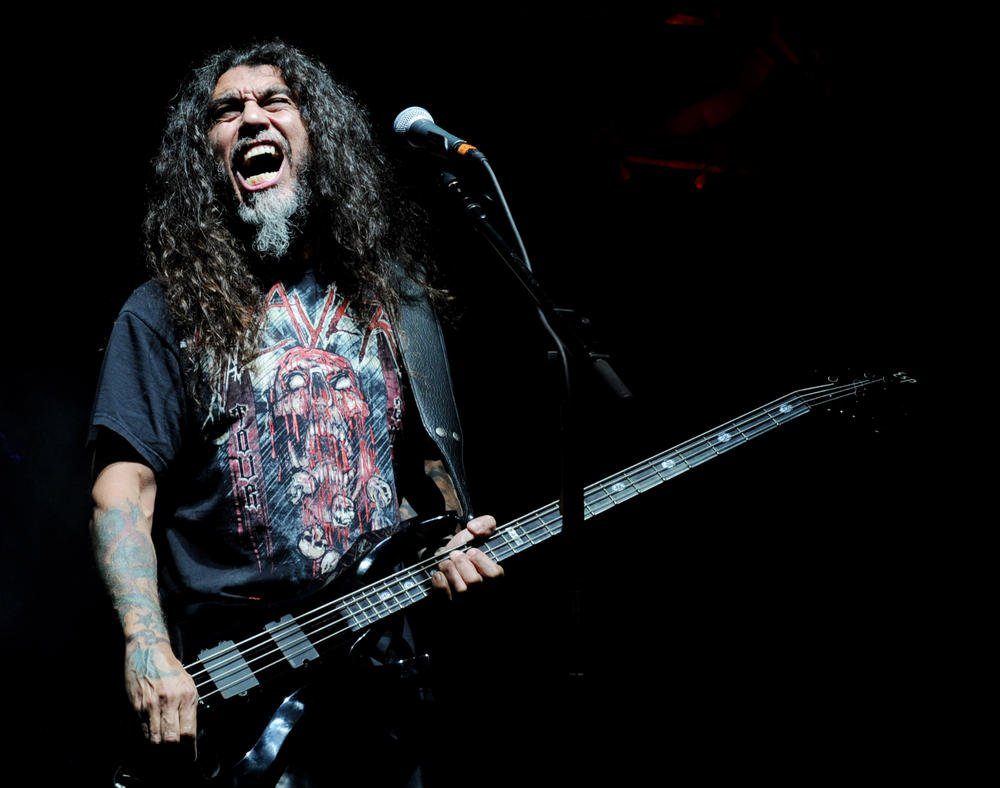 Interview With Tom Araya Slayer