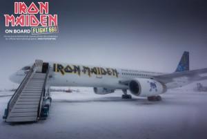 Iron Maiden - Magazine cover