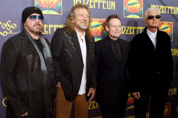 Page diz que Led Zeppelin procurou novo vocal