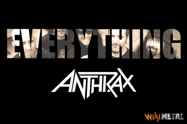 Everything Anthrax