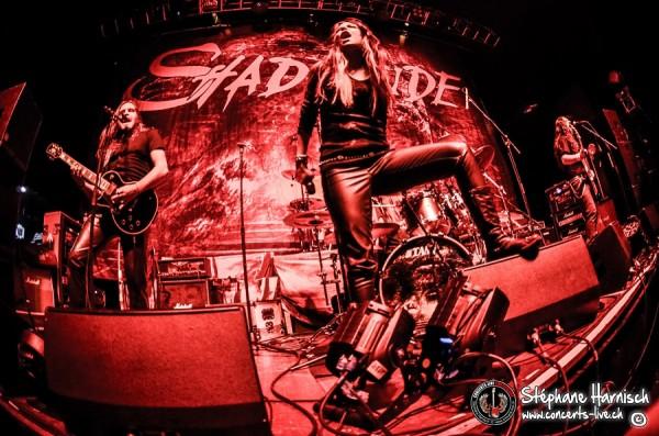 Diário de Bordo – Shadowside na Euro Tour
