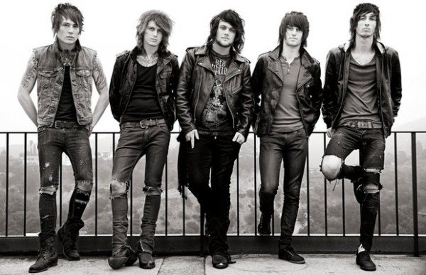 todas as musicas do asking alexandria para