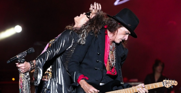 Show do Aerosmith no Monsters Of Rock 2013