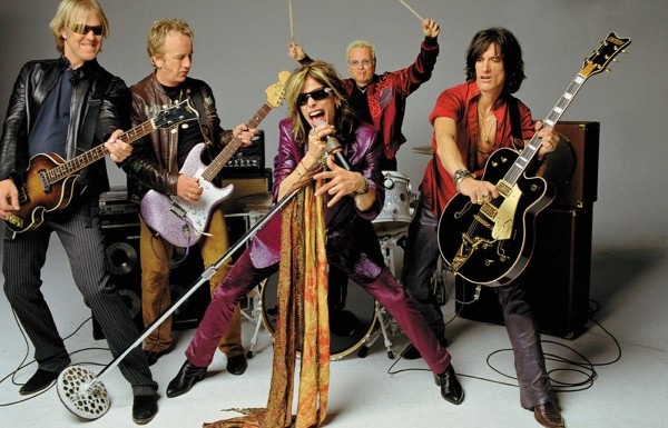 Top 3: Aerosmith