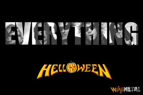 Everything Helloween