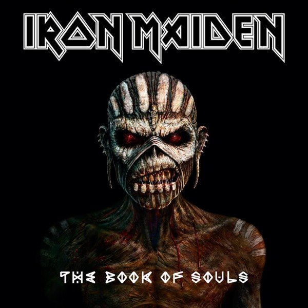 The Book Of Souls, o novo álbum do Iron Maiden