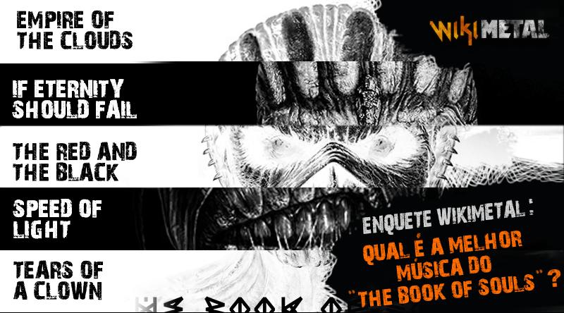 enquete book of souls