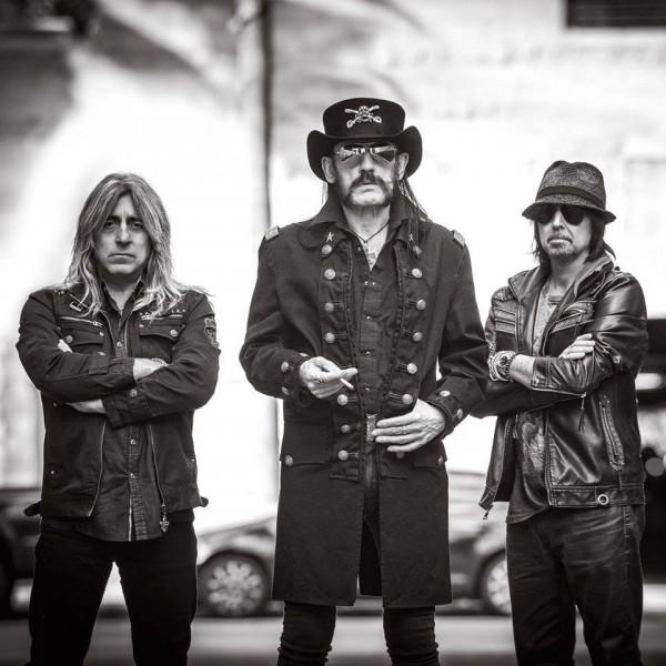 """Promoção """"Bad Magic"""" e palhetas do Motörhead"""