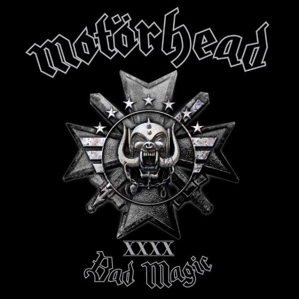 Bad Magic, o novo álbum do Motörhead
