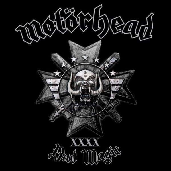 Bad Magic, o novo álbum do Motörhead