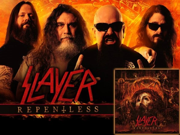 Repentless, o novo álbum do Slayer