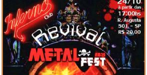 revival metal fest