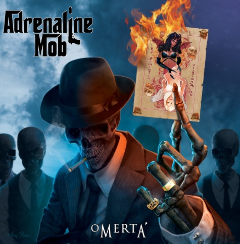 omerta-adrenaline-mob - Wikimetal