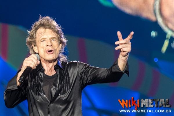 Rolling Stones em São Paulo (sábado)