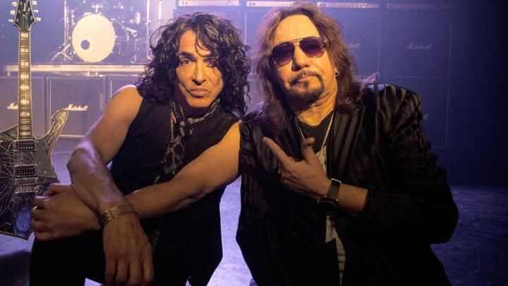 Ace Frehley e Paul Stanley