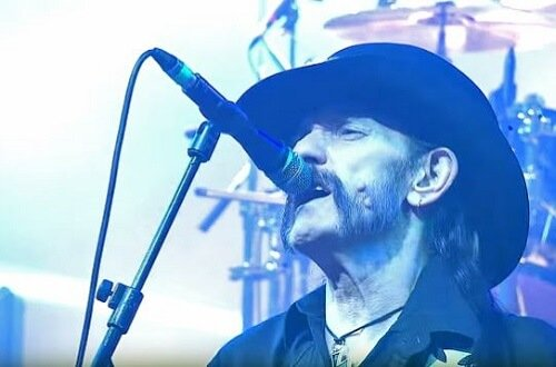 Lemmy DVD Clean Your Clock