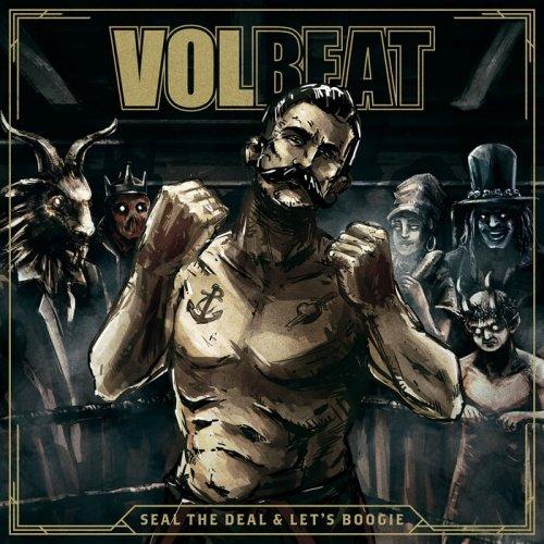 Volbeat Seal The Dealcapa