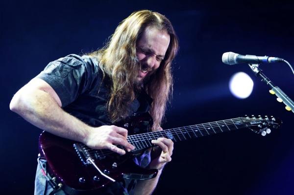 #266 – John Petrucci, Dream Theater no Wikimetal