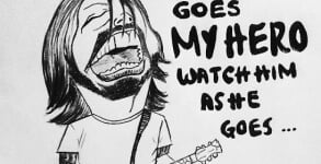 Fan Art Dave Grohl