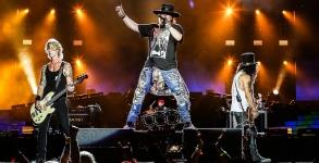 Guns N Roses 2016