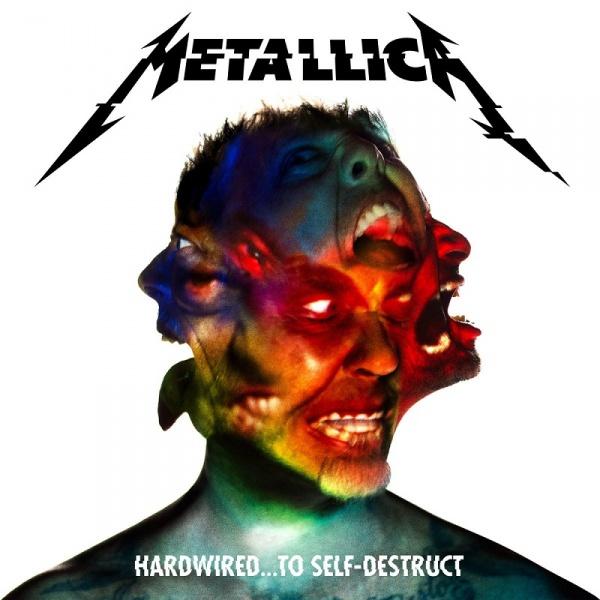 Imagem da semana - Novo álbum do metallica