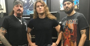 Iced Earth novo guitarrista