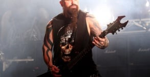 Kerry King fim do Slayer