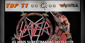 Subestimadas do Slayer