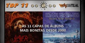 11 capas mais bonitas desde 2000