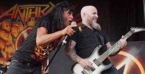 Anthrax Scott e Joey