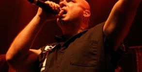Disturbed And Sevendust In Concert