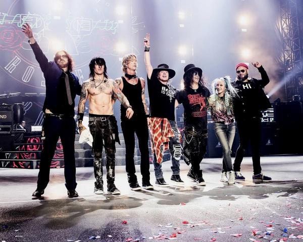 #271 – Especial Guns N' Roses no Wikimetal