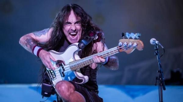 Steve Harris acredita que Iron Maiden não merecia o Grammy em 2011