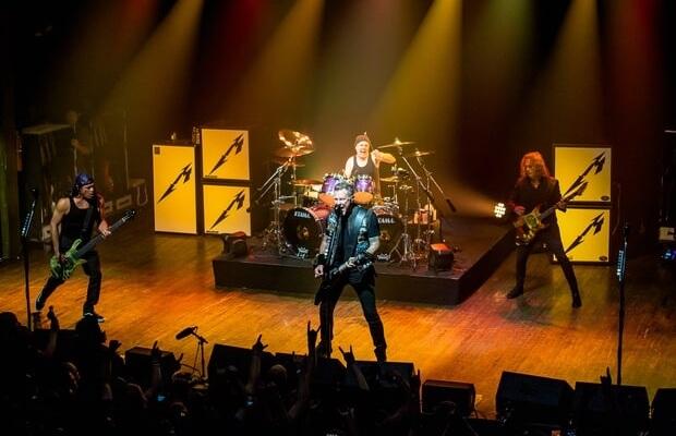 Trinta anos depois, o Metallica ainda é o Metallica