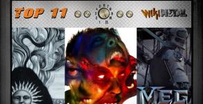 Top 11 Melhores albuns de 2016