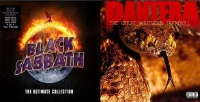Black Sabbath e Pantera