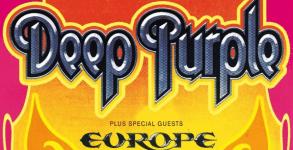 Deep Purple Long Goodbye Tour