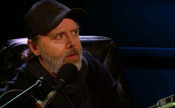 Lars Ulrich responde que baterista ele colocaria no Metallica em seu lugar