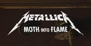 Moth Into Flame Metallica
