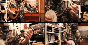 Banjo Wherever I May Roam