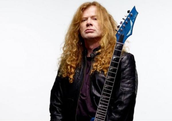 Dave Mustaine define sua vida em 15 músicas suas