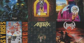 Enquete Melhor álbum 1987