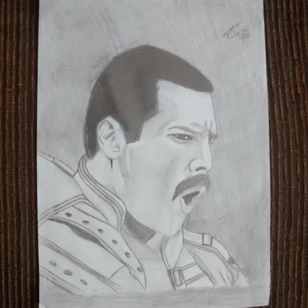 Freddie Mercury Fan Art