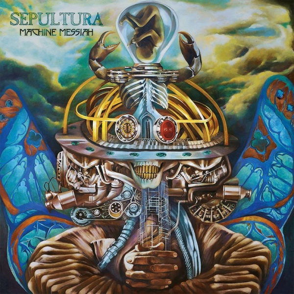 "Resenha: ""Machine Messiah"", Sepultura"