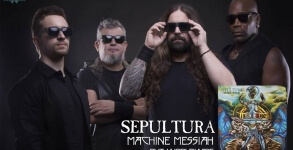 Sepultura Machine Messiah Album