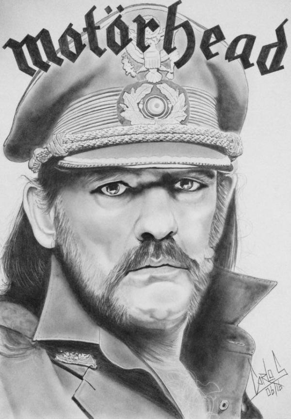 Lemmy, Motörhead Fan Art