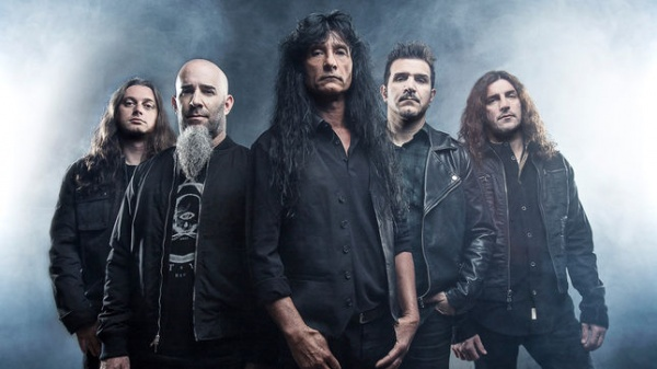"Anthrax lançará DVD de show com ""Among The Living"" na íntegra"