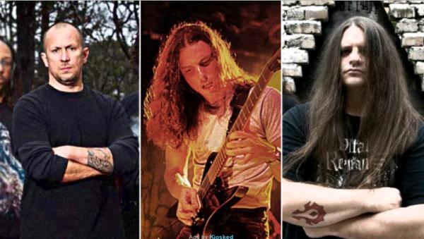 10 Melhores bandas de Death Metal